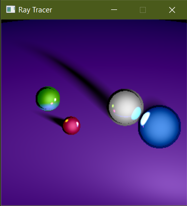 C++ CPU based Real-Time Ray Tracing from Scratch